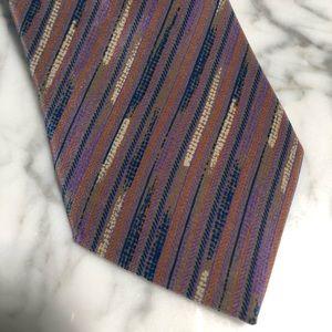 Missoni vintage silk tie